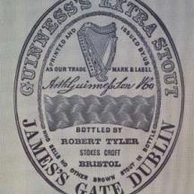 GUINNESS Extra Stout 1862