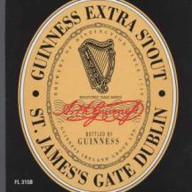 GUINNESS Extra Stout 1995